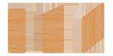 Планка – прямоугольник, трапеция, ромб