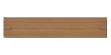 террасная доска, палубная доска из термообработанной древесины
