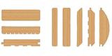 палубная доска, террасная доска, доска пола, планкен прямой, планкен скошенный (ромб), имитация бруса, блок-хаус